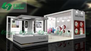 thiết kế thi công gian hàng hội chợ triển lãm